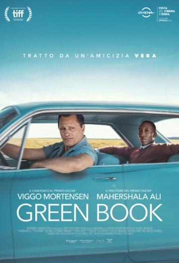 Locandina GREEN BOOK