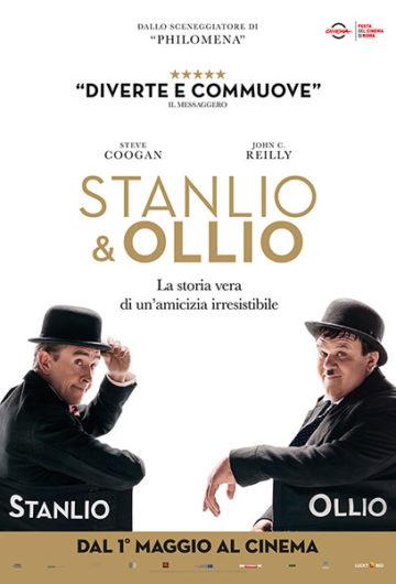 Locandina STANLIO E OLLIO