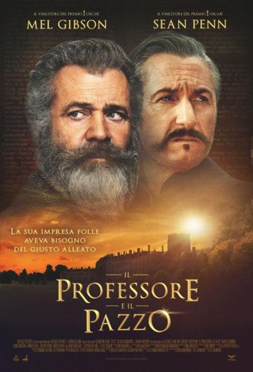 Locandina Il Professore e il Pazzo