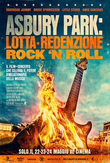 Locandina ASBURY PARK: LOTTA, REDENZIONE, ROCK AND ROLL.