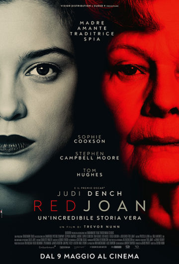 Locandina RED JOAN