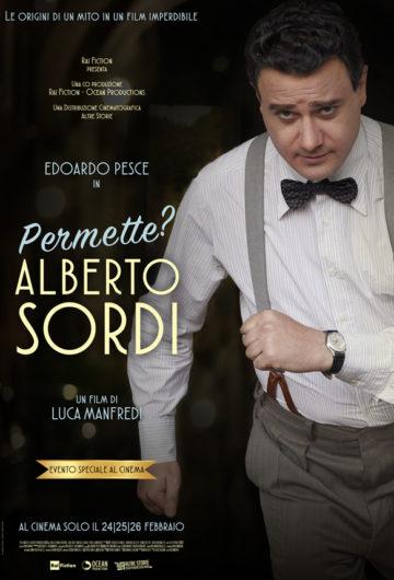 Locandina Permette? Alberto Sordi