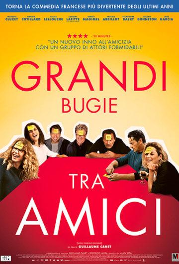Locandina GRANDI BUGIE TRA AMICI
