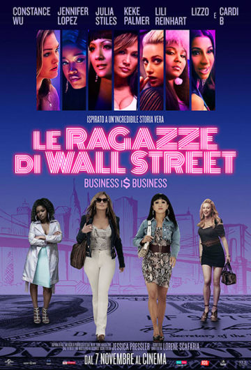 Locandina LE RAGAZZE DI WALL STREET – BUSINESS I$ BUSINESS