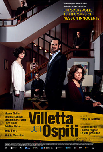 Locandina Villetta con ospiti