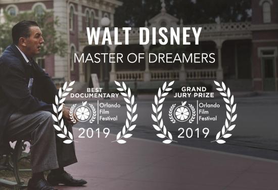 Walt Disney – Master of Dreamers